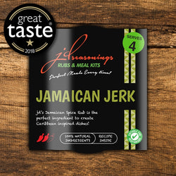 JD Seasonings - Jamaican Jerk