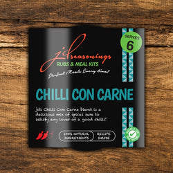 JD Seasonings - Chilli Con Carne