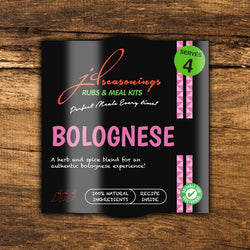 JD Seasonings - Bolognese