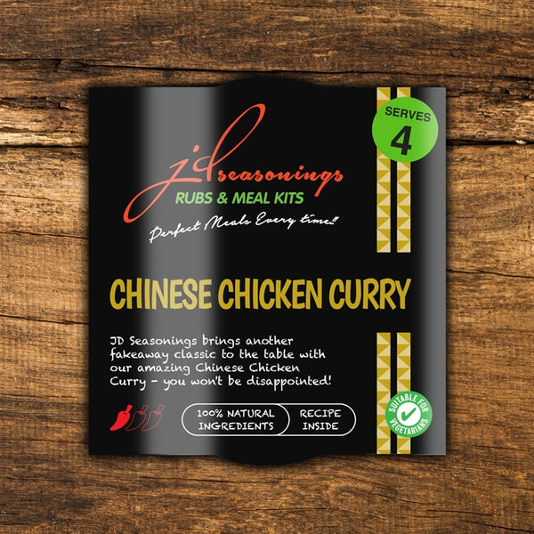 JD Seasoning - Chinese Chicken Curry