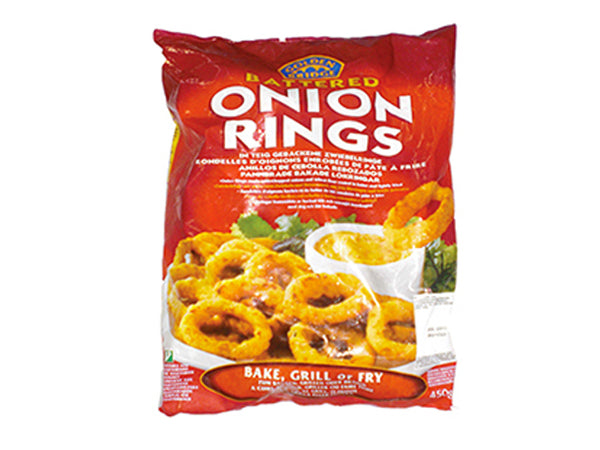 Bag of Onion Rings