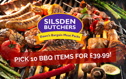 BBQ Pick & Mix - 10 Items for £39.99