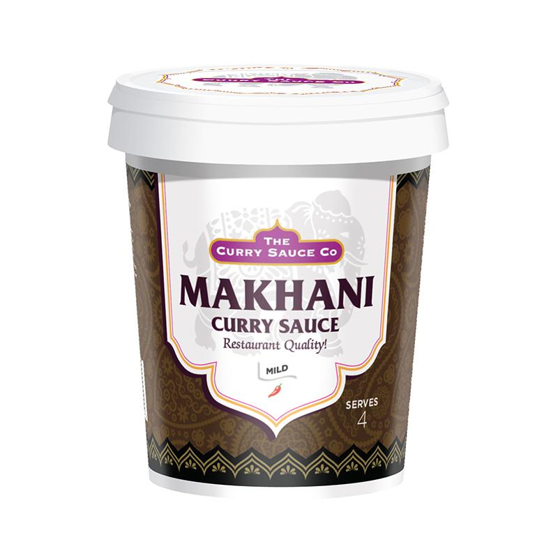 The Curry Sauce Co - Makhani Curry Sauce (for butter chicken)