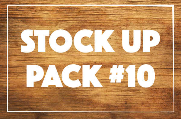 Stock Up Pack 10