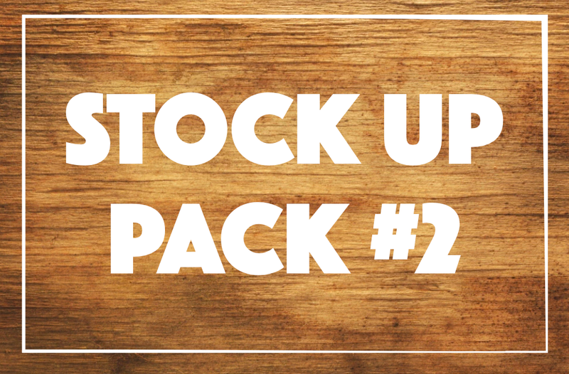 Stock Up Pack 2