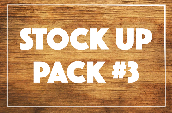Stock Up Pack 3