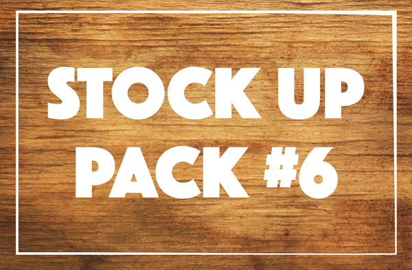 Stock Up Pack 6
