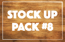 Stock Up Pack 8