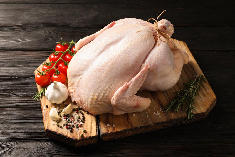 Whole Fresh Turkey Offer (Approx 6 to 7 Kilos) - Ends 28th November 2020
