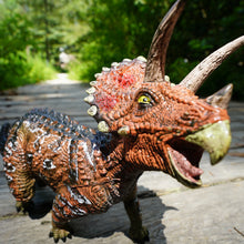 "Load image into Gallery viewer, Medium Triceratops aka ""Travis"""