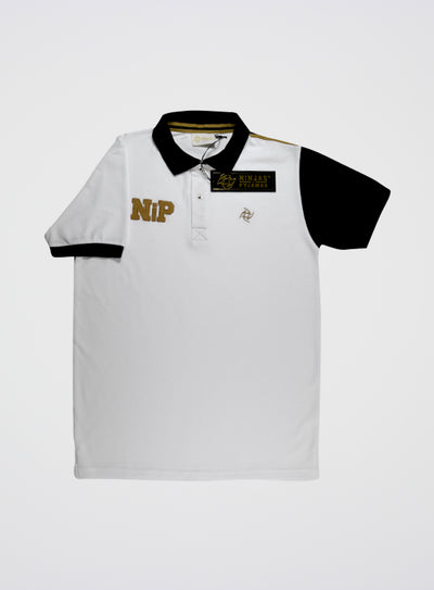 Ninjas in Pyjamas Polo White
