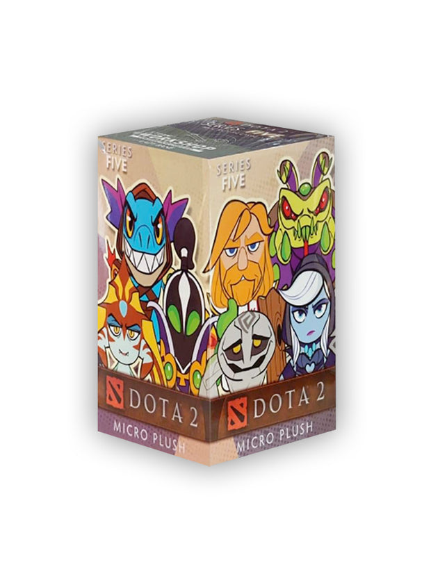 Dota2 Micro Plush Blind Box Series 5