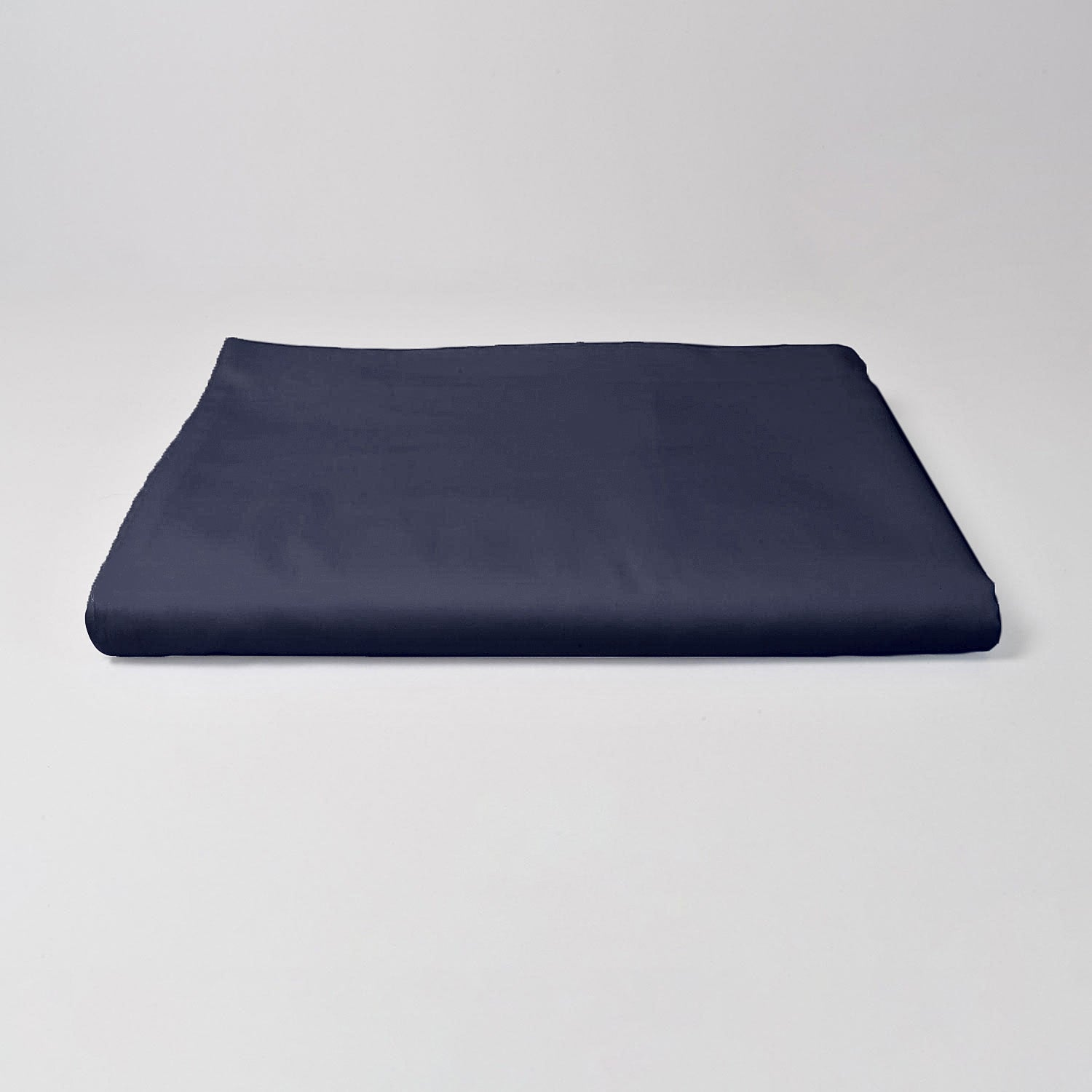 Luxus Spannbettlaken - Navy Blue