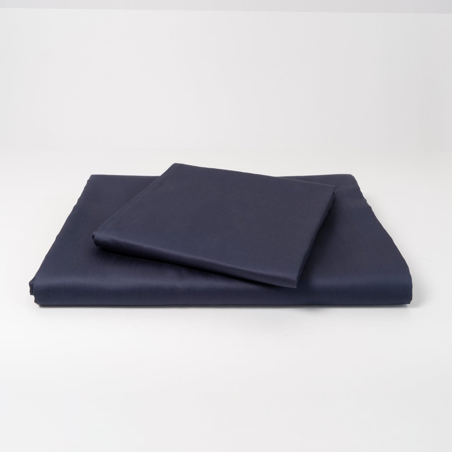 Luxus Bettwäsche Set - Navy Blue