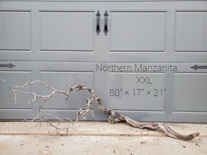 Northern Manzanita Wood XXL#03 (Contact me before purchasing)