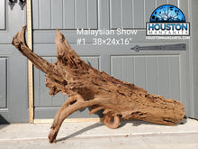 Load image into Gallery viewer, Malaysian Driftwood Show Piece #01