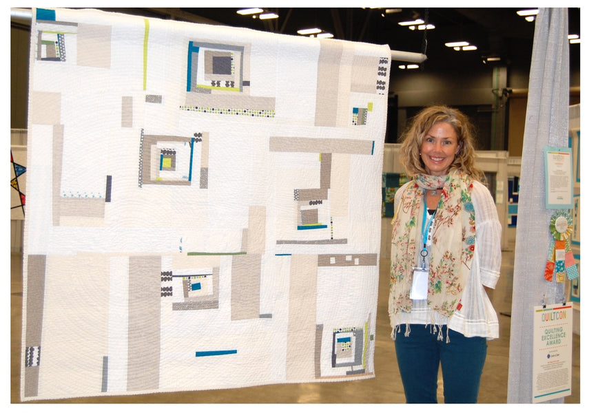 What Improv Quilting Means to Me