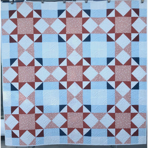 Journey Home Quilt Pattern