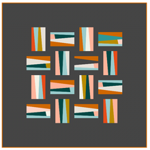 Load image into Gallery viewer, Guard Rails Quilt Pattern