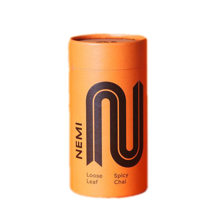 NEMI Teas Spicy Chai Loose Leaf Tube C