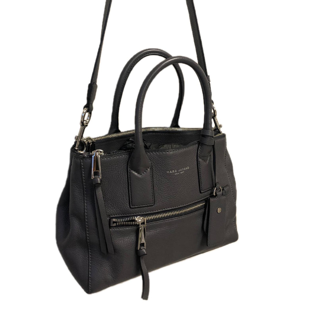 Marc Jacobs Recruit East West Mink Leather Tote Bag