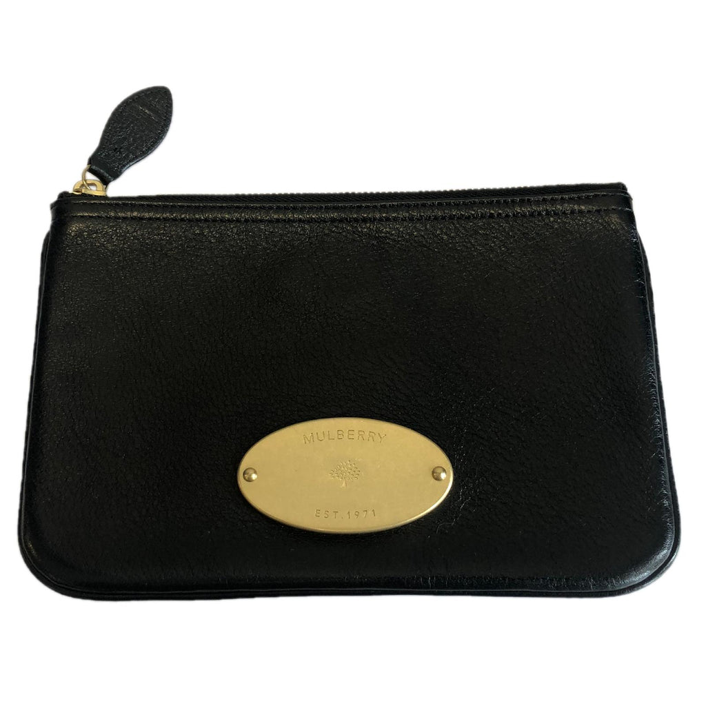 Mulberry Mitzy Zip Pouch