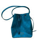 Vivienne Westwood Blue Chilham Bucket Bag