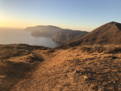 Interview with Brian - Trans-Catalina Trail