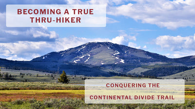 Trail Talk | Becoming a Full-Time Hiker | Mindset, Sacrifices | Continental Divide Trail