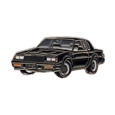 Buick Grand National Enamel Pin