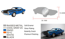 Load image into Gallery viewer, Dodge Challenger Enamel Pin