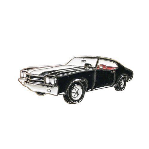 Chevelle Enamel Pin