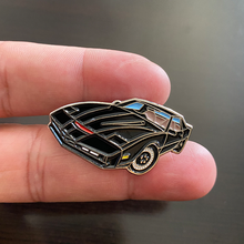 Load image into Gallery viewer, KITT 'Knight Rider' Enamel Pin
