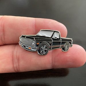 Chevy C10 Enamel Pin