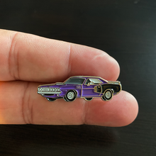 Load image into Gallery viewer, Plymouth Barracuda Enamel Pin