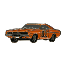 Load image into Gallery viewer, General Lee Enamel Pin