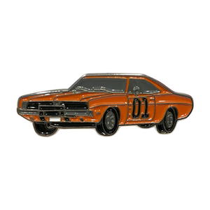 General Lee Enamel Pin