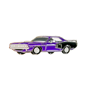 Plymouth Barracuda Enamel Pin