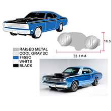 Load image into Gallery viewer, Plymouth Duster Enamel Pin