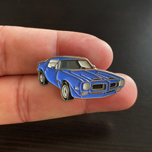 Load image into Gallery viewer, Pontiac Formula Enamel Pin