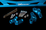 Sub-frame brace 92-95 Civic / 94-01 Integra DC2 (none Type R)