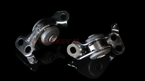 Front Compliance Bushings 92-95 Civic / 94-01 Integra Rubber