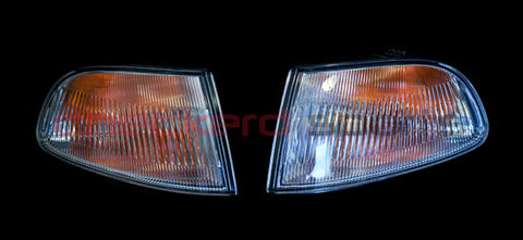 EG6 Clear Corner Lights