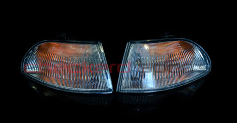 EG9 Clear Corner Lights