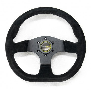 Flat Steering Wheel - Flat Bottom