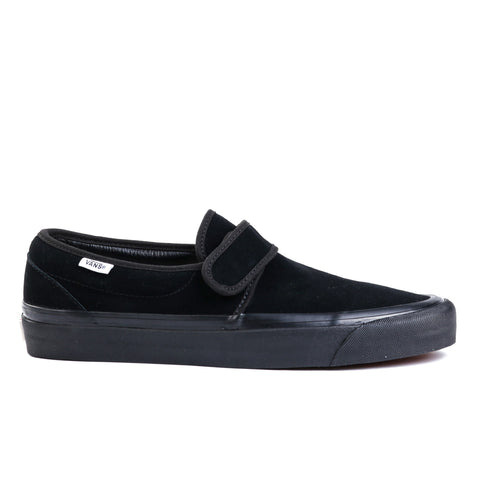 VANS SLIP-ON 47 V DX ANAHEIM FACTORY BLACK