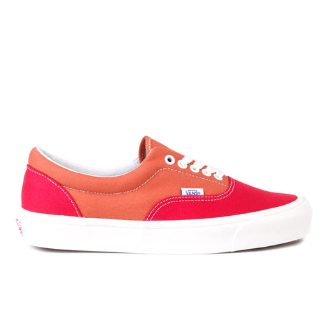 VAULT BY VANS OG ERA LX RACING RED / APRICOT