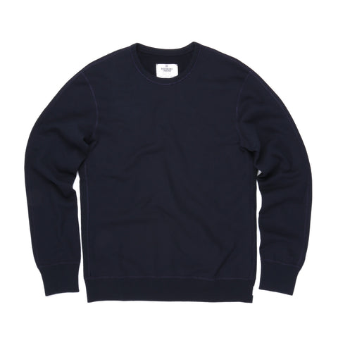 REIGNING CHAMP MIDWEIGHT TERRY CREWNECK NAVY
