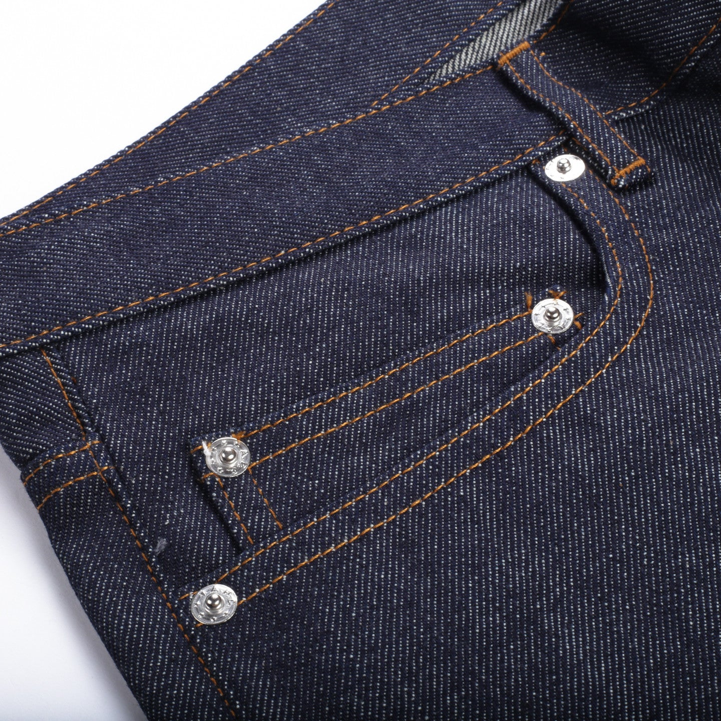 A.P.C. NEW STANDARD RAW DENIM