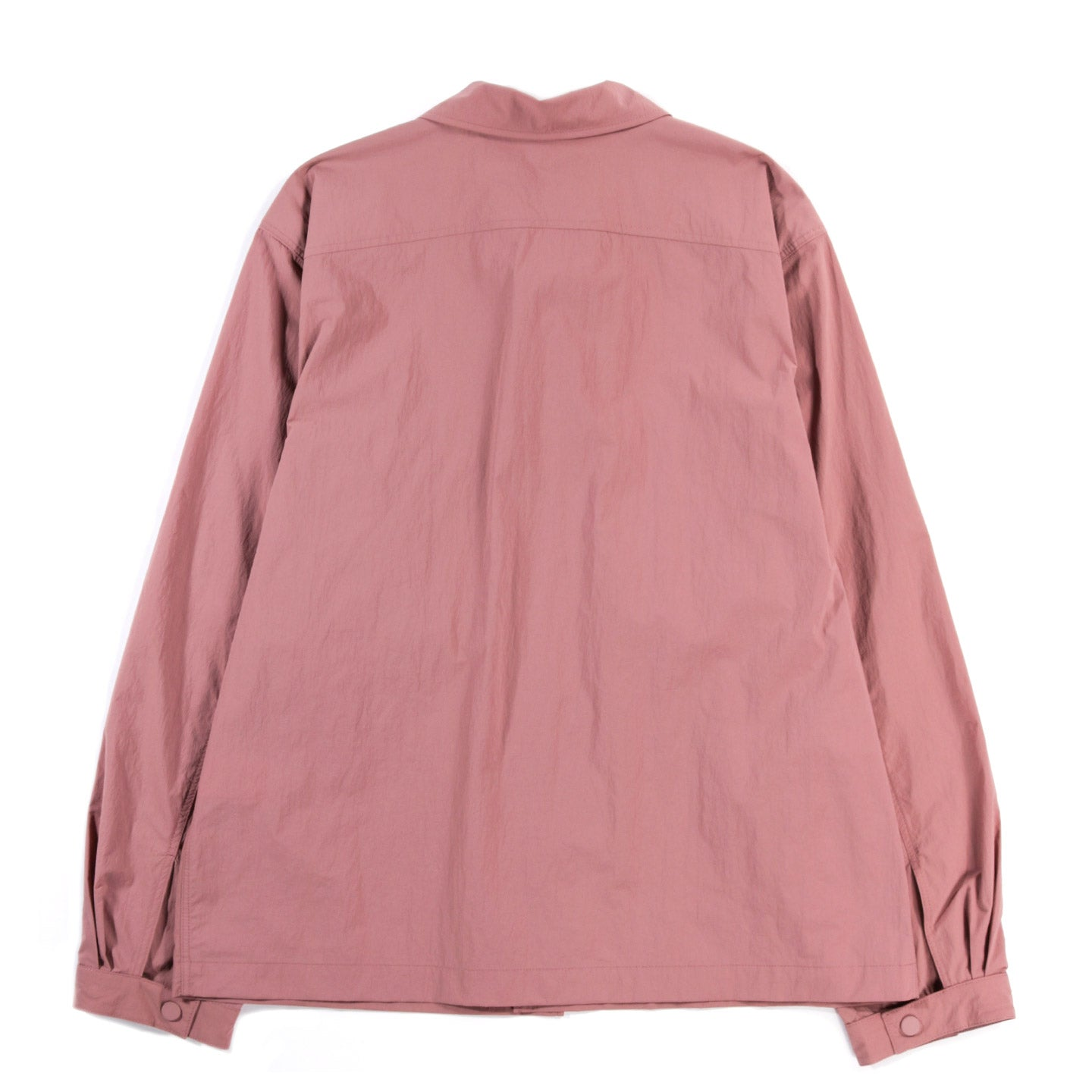 A KIND OF GUISE CLYDE SHIRT JACKET DUSTY ROSE